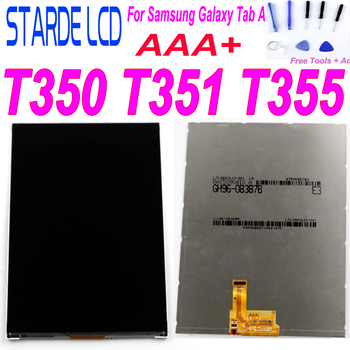 цена на New For Samsung Galaxy Tab A SM-T350 T350 T351 T355 SM-T351 SM-T355 Replacement LCD Display Screen 8 inch Repair Part with Tools