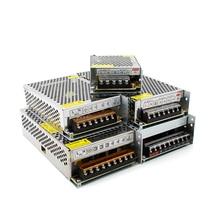 цена на 9V 12V 48V Volt Power Supply 1A 2A 3A 5A 6A 8A 10A 20A 30A Lighting Transformers 220V to 9V 12V 48V Led Switching Power Supply