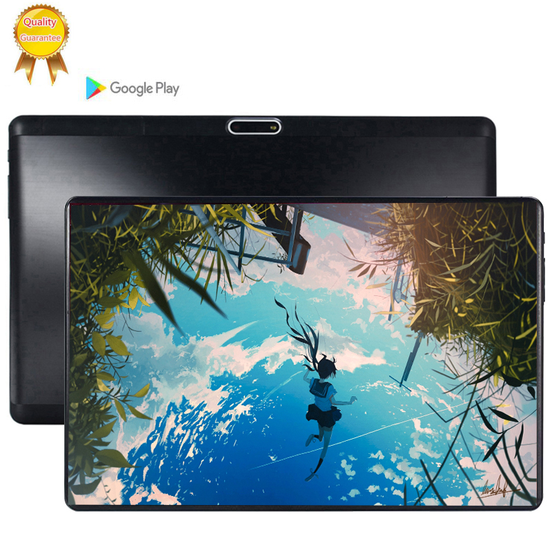 2020 CD Design 10.1 Inch Android 9.0 Tablet Pc 6GB And 64GB Dual SIM Card 1920*1280 HD Large Screen Dual Camera 8 Core Tablets
