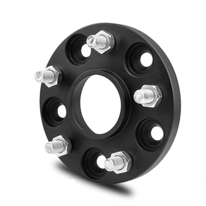 1PCS Universal Car <font><b>Wheel</b></font> <font><b>Spacer</b></font> 5x108 to <font><b>5x114.3</b></font> Elargisseur De Roue Separadores For DODGE Toyota Isis Wiel <font><b>Spacers</b></font> Adapters image