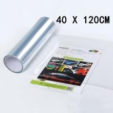 Wrap Protective Film Transparent Bumper Protection Vinyl 120*40cm Auto