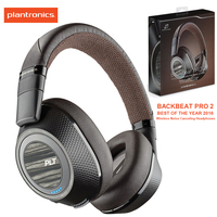 PLANTRONICS BACKBEAT PRO 2 Wireless Noise Canceling Headphones + Mic with Rich Immersive Audio Bluetooth Earphone for Xiaomi