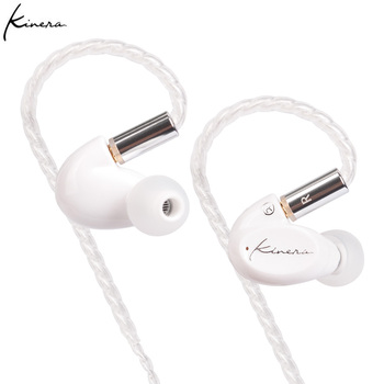 Kinera SIF Dynamic Driver In Ear Earphones Earbud HIFI DJ Monitor Earphone Running Sport Earplug Headset With MMCX Cable