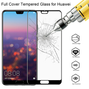 Tempered Protective Glass for Huawei Mate 20 Lite Mate 10 Lite P Smart Screen Protector on Huawei P8 P9 P20 Light 2017(China)