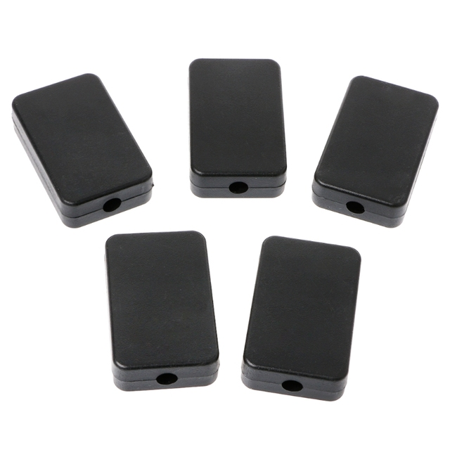 5 Pcs 55x35x15mm DIY Enclosure Instrument Case Plastic Electronic Project Box