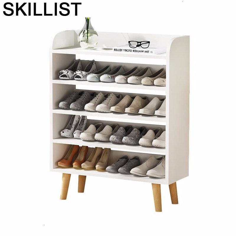 Szafka Na Buty Zapatero Moveis Mueble Organizador Porta Scarpe Meuble Chaussure Scarpiera Furniture Rack Cabinet Shoes Storage