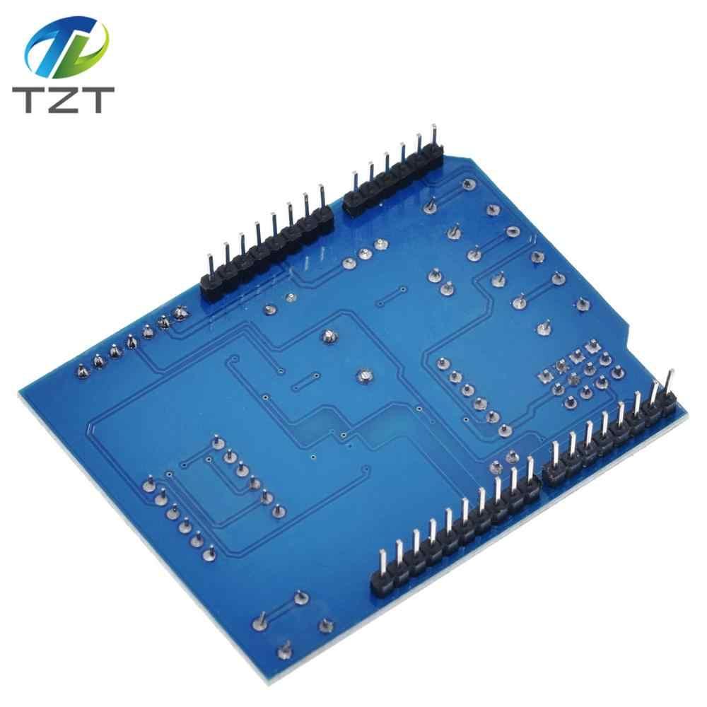 TZT kit placa de expansão Multifuncional aprendizagem baseada em R3 UNO mega 2560 Escudo Multi-funcional para Arduino LENARDO