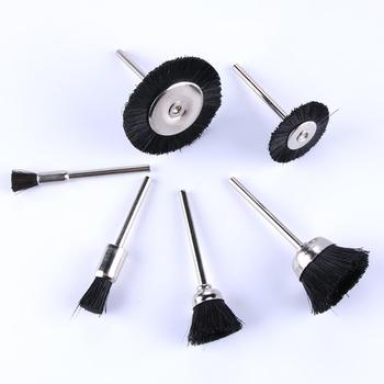 Machine Car Trim Seats Brush Polishing Wheels Full kit Rotary Cleaning Tools Hot sell Dropshipping image