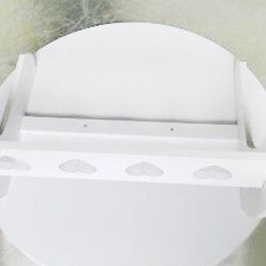Image 5 - Étagère de rangement en bois sculpté creux pour Table basse, Table basse, Table de thé, bureau pour les loisirs multifonction