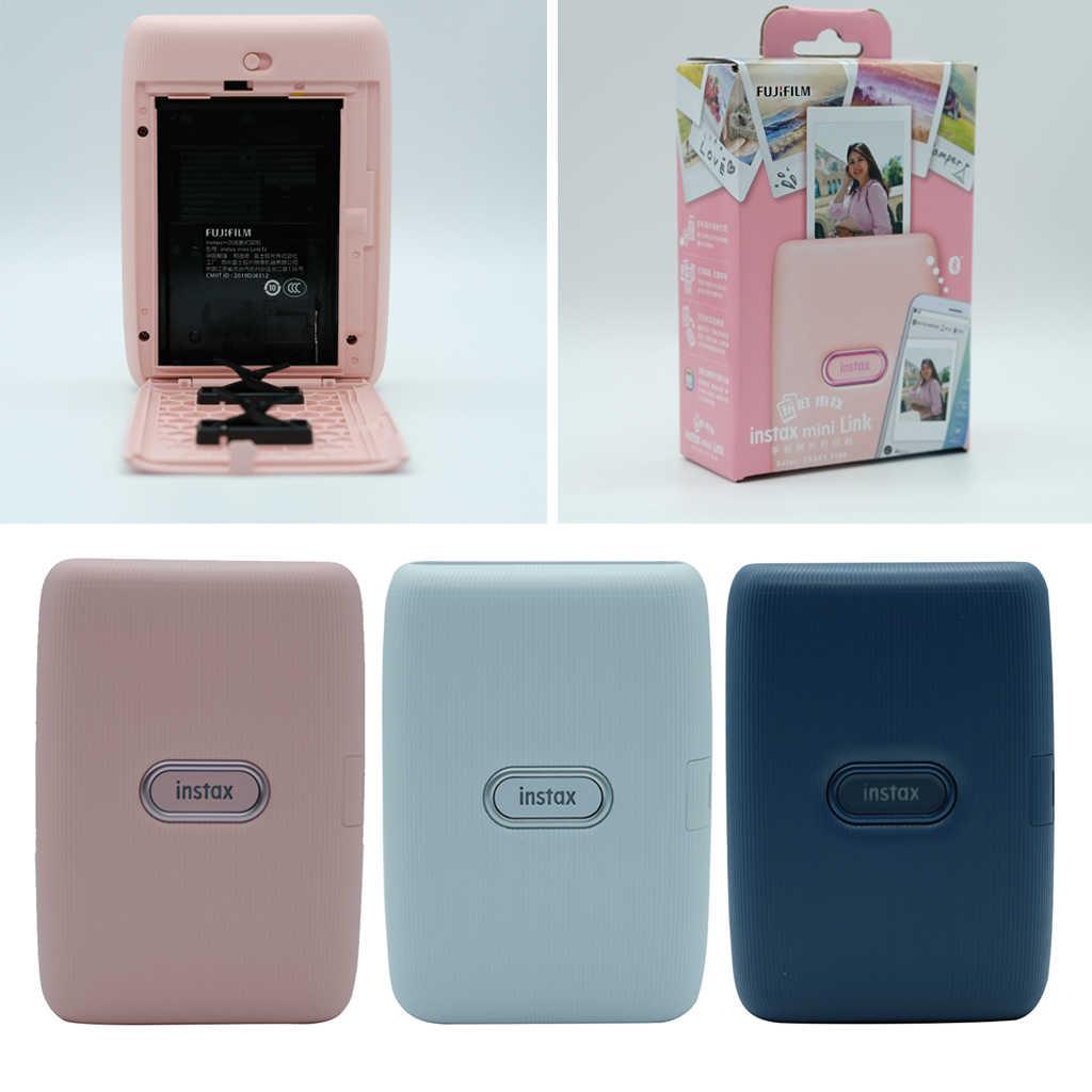 Oryginalny Fujifilm Instax Mini Link Smartphone papier fotograficzny fuji film drukarka dla iPhone Samsung Huawei telefon xiaomi drukarka fotograficzna