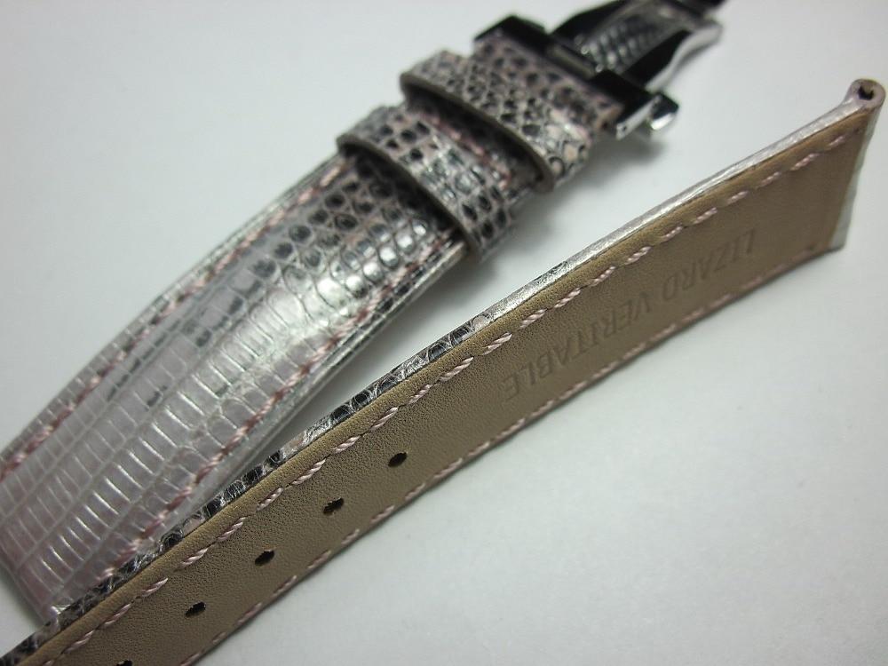 Alta qualidade relógio de luxo cinto 18mm20mm