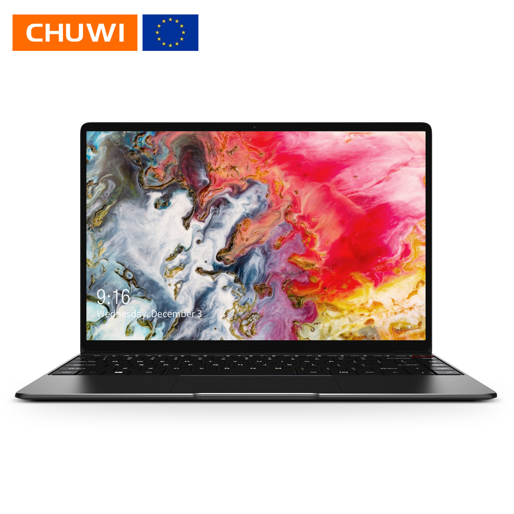 CHUWI AeroBook 13.3 cala 1920*1080 ekran Intel M3 6Y30 8GB RAM 256GB SSD Windows 10 Laptop ultra cienki Notebook podświetlana klawiatura title=