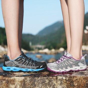Уличная Мужская Треккинговая обувь, Трекинговая тропа, амфибии, мужские Трекинговые кроссовки для треккинга, походная тропа, Wandelschoenen Heren