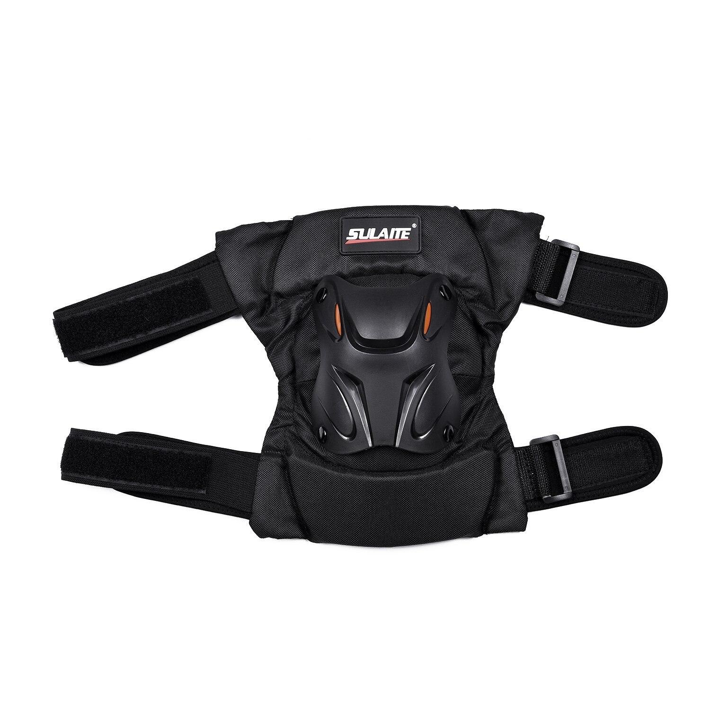 Neueste Sport Motorrad Off-road Racing Knee Guard Schutz Brace Pad Getriebe❤️