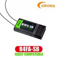 Corona R4FA-SB 2.4ghz futaba fasst compatível s. bus receptor