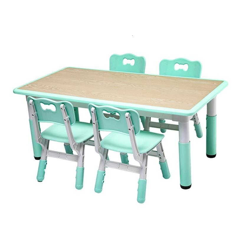 And Chair Silla Y Infantiles Stolik Dla Dzieci De Estudo Pupitre Kindergarten Kinder Study Table For Mesa Infantil Kids Desk