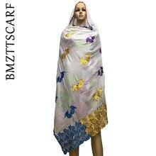 Африканский мусульманские вышивки женщин шарф с камнями, многофункциональный шарф шали wrpas, смешать deisng DHL