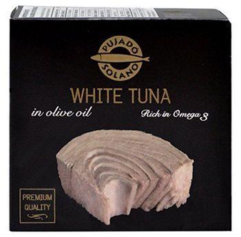 Pujado Solano Bonito Del Norte White Tuna Loin Chunks 210 g