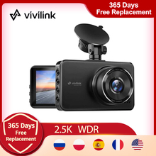 ViviLink TB20XQ Dash Cam 2.5K Camera Car Driving Recorder 3 \