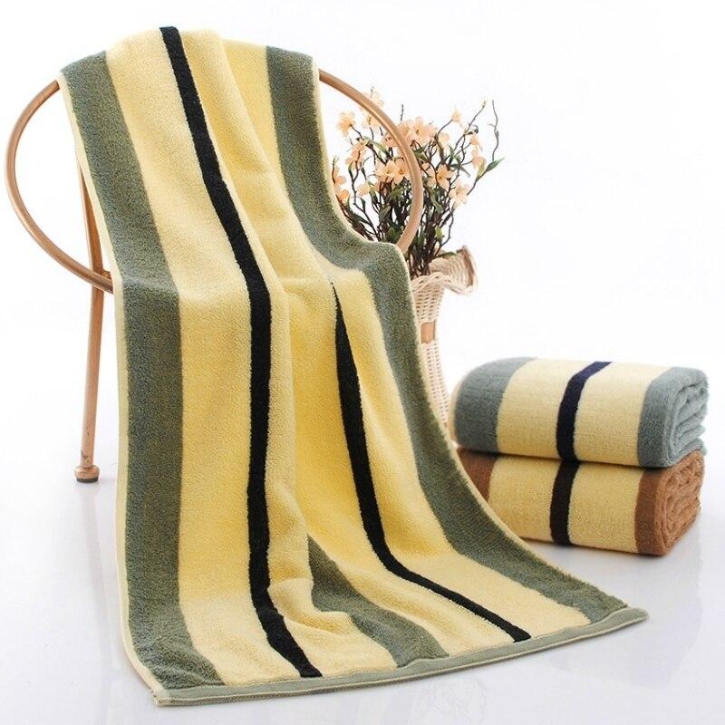 High Quality Pure Cotton Piano Lattice Jacquard Washcloth Bathroom Towels Bathrobe Beach Sun Bath Large Towel