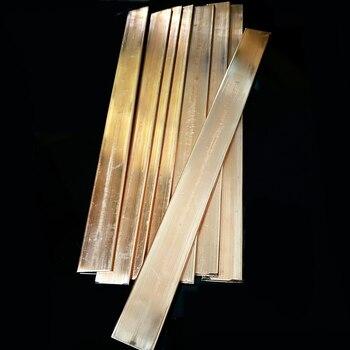 3 uds. Barra de cobre para sala de ordenadores de 333mm barra de cobre conductora estática 3*30 barra de cobre
