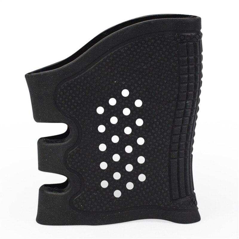 Hunting Pistol Grip Glove Anti Slip Handgun Handle Sleeve Gun Protect Cover