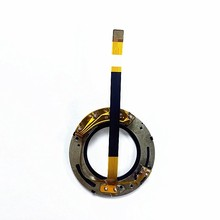 Cabo flexível do grupo da abertura da lente para canon ef 24-70mm 24-70mm f/2.8l usm peças de reparo não originais