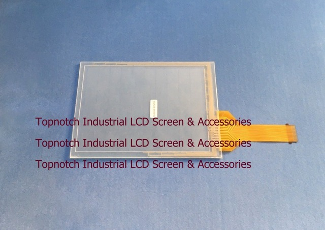 หน้าจอสัมผัสใหม่ Digitizer สำหรับ GUNZE 9X001G Touch Pad แก้ว