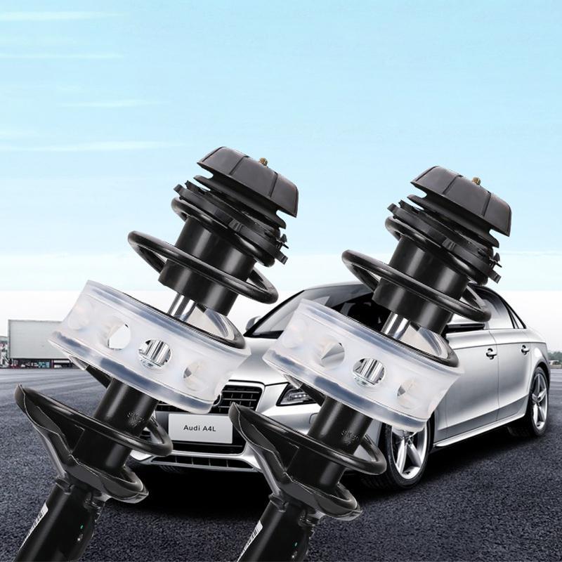 HiMISS 1 paire voiture tampons amortisseur pour voiture ressort pare-chocs puissance Auto-tampons ressorts pare-chocs réparation outil Accessoires