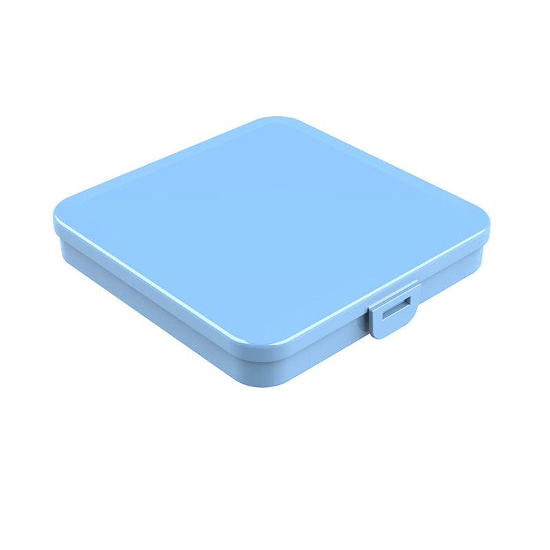 Household Portable Household Dust proof Plastic Temporary Organizer artifact Holder Container N95 Face Masks Storage Box Case(China)