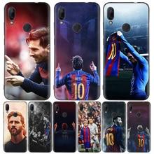 Lionel Messi Black Cover Phone Case for Xiaomi