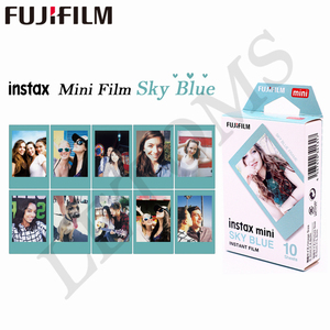 Image 5 - FujiFilm 10 tấm Ngôi Sao SỌC BẢN gọng Đen Minion Tức Thì Bộ Phim Giấy in ảnh cho Instax Mini 8 9 11 7S 25 50S 90 SP 1 2