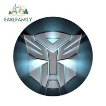 EARLFAMILY – autocollants de voiture 3D 13cm x 13cm, Logo de voiture Cool, décoration de porte
