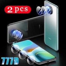 2/1Pcs HD für xiaomi redmi K30 pro Ultra K30S K30i Kamera Objektiv k20 pro Premium telefon bildschirm protector Kamera Film Gehärtetem Glas