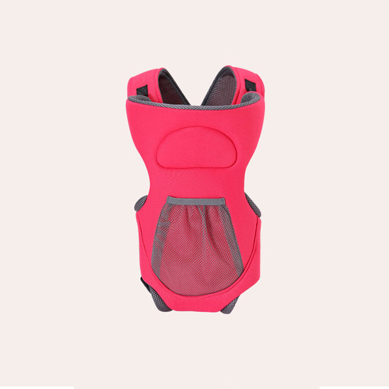 New Ergonomic Baby Carrier Infant Kid Baby Hipseat Sling Front Facing Kangaroo Baby Wrap Carrier for Baby Travel 0-18 Months