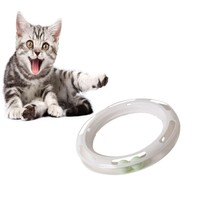 Pet Interactive Playing Toy For Cats Kitten Exercise Scratch resistant Tract Ball Toy For Catch Game Cat Playing Toy
