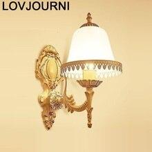Lamp Industrieel Aplik Lamba Stair De Parede Luminaria Dressing Table Bedroom Wandlamp Applique Murale Luminaire Wall Light