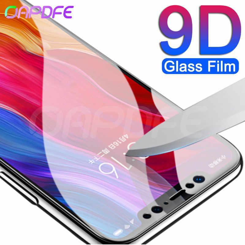 Vidro De Proteção Para Xiao mi mi 8 9D 9 SE A1 A2 Lite Protetor De Tela Film Para mi Pocophone F1 max 3 3 2 Nota Vidro Temperado
