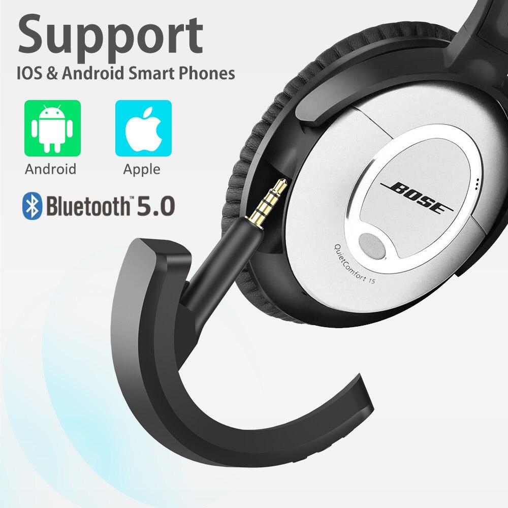 Беспроводной Bluetooth-адаптер для Bose QC15 QC 15, беспроводной Bluetooth-адаптер для динамика Bose QuietComfort 15, приемник aptX