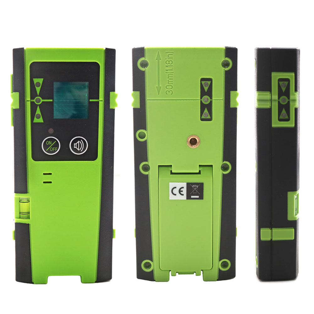 home improvement : Laser Level 50M Outdoor Pulse Receiver Detector For Fukuda 3D 12Lines  4D16 Lines Vertical And Horizontal Laser Level