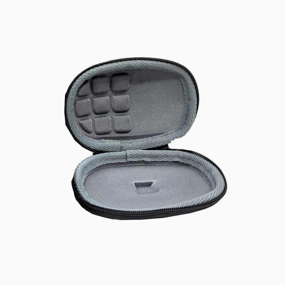 VOBERRY przenośne twarde etui podróżne do logitech mx Master 3 bezprzewodowa torba na myszy pokrowiec z brelokiem