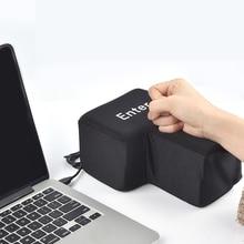 Anam Safdar Butt Ordinateur USB Super Big Return Key Vent Enter Key Nap Pillow Vent Vent Button Return Button