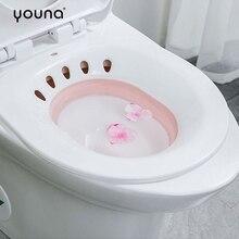 Складная Женская биде сауна хип ирригатор промежность замачивания ванна для беременных ванна для ванной Анальный Душ Ванна умывальник акне таз Туалет
