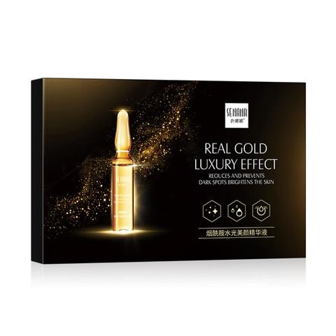 7PCS Pigment Zero Niacinamide Ampoule dark spots bright blisters Freckle face Skin Care Pore Minimizer Whitening serum TSLM1 Islamabad