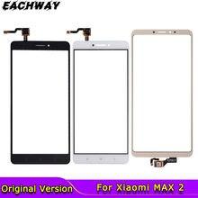 Für Xiaomi Mi MAX 2 Touch Screen Panel Glas Sensor Digitizer MAX3 MAX2 Pro Prime Reparatur Ersetzen Für Xiaomi Mi MAX 3 Touch Panel