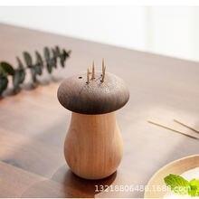 Прекрасный твердой древесины Зубная щётка Автоматическая Грибовидная
