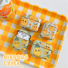 Cartoon Brunch Bear Bluetooth Earphone Case for AirPods Pro Silicone Soft Headphones Cover for Airpods 2 3 Cute Protective Case 3d lucky rat cartoon bluetooth earphone case for airpods pro cute accessories protective cover for apple air pods 3 silicone