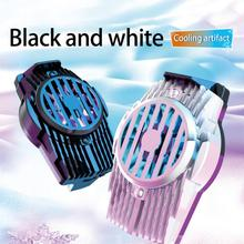 Fan Radiator Refrigeration Phone-Gaming-Holder Semiconductor Mobile-Phone-Accessories