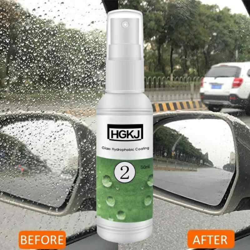 Auto Accessoires Hgkj Auto Car Window Glass Cleaner Regendicht Glas Hydrofobe Coating Auto Glas Reinigen Anti-Regen Spray TSLM2