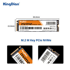 Image 5 - Kingdian M.2 Ssd 2280 M2 Pcie Ssd 1 Tb Nvme 128 Gb 256 Gb 512 Gb Solid State Drive Interne harde Schijf Hdd Voor Msi Asrock